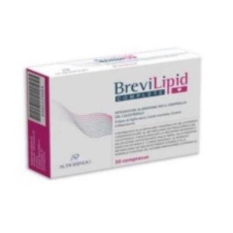 brevilipid complete 30cpr
